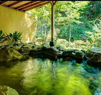 優しく癒される筑波山温泉イメージ